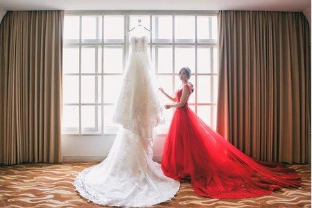 千晟&蔚齡結婚午宴婚禮紀錄