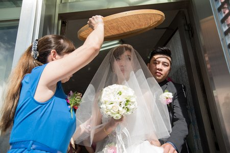 柏愷&敏蒂結婚午宴婚禮紀錄精華