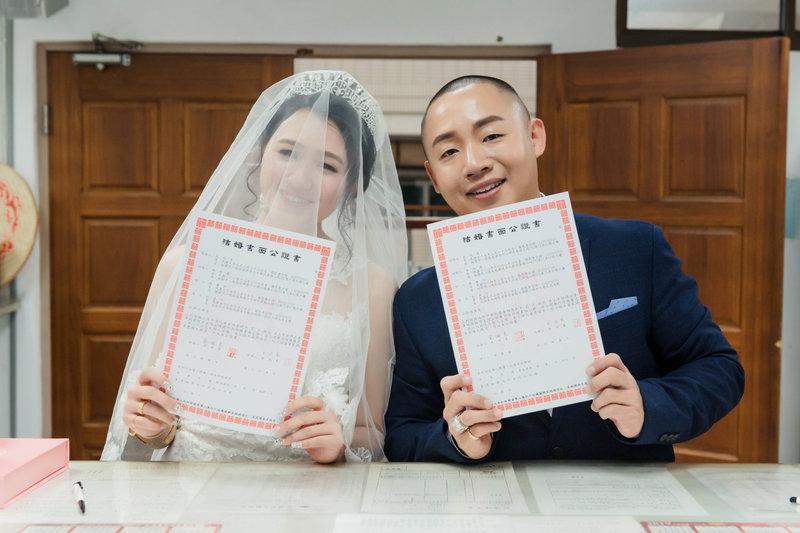 婚禮紀錄平日優惠方案作品