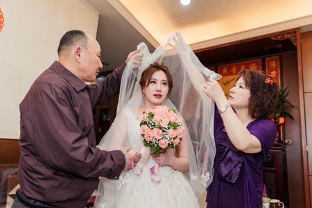 家銘&伶宜訂結儀式婚禮紀錄