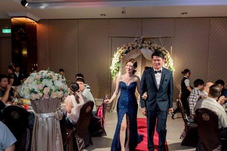 伯恩&漩葉結婚午宴婚禮紀錄