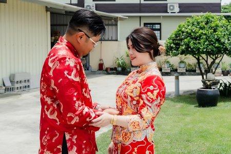 楷庭&佳欣文定儀式婚禮紀錄