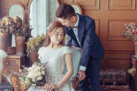 杭&伶自助婚紗