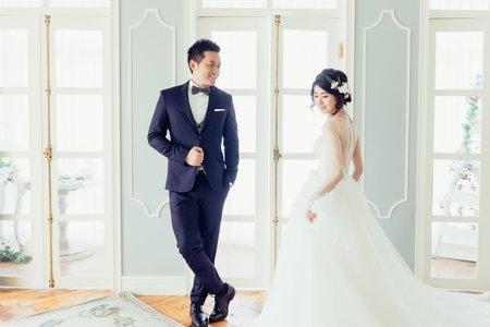 丘惠自助婚紗