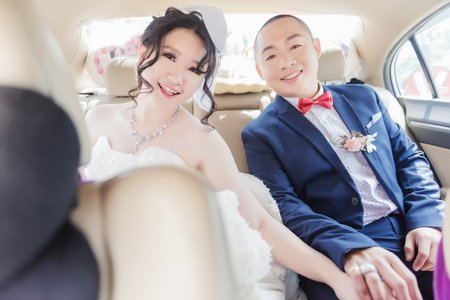 明彥&瑛麗補請午宴婚禮紀錄