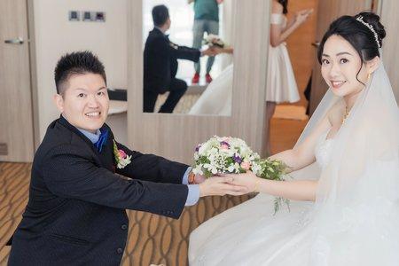 陽凱&紋萱迎娶晚宴婚禮紀錄