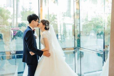 哲安&凱玲迎娶午宴婚禮紀錄