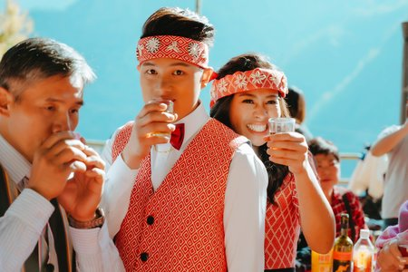 Tamun&Yayut結婚感恩禮拜儀式午宴婚禮紀錄