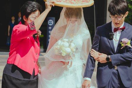 哲安&凱玲迎娶儀式午宴婚禮紀錄