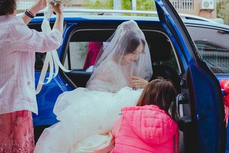 禹杰&珮怡訂結儀式晚宴婚禮紀錄