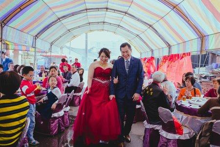 輔慶&雅芳文定午宴婚禮紀錄