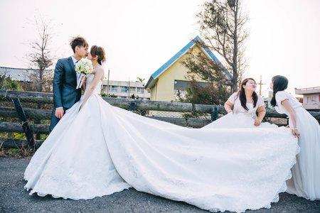 宇崧&匯靜迎娶晚宴婚禮紀錄