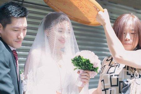 俊龍&可姍訂結午宴婚禮紀錄精華