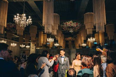奇青&麗貞結婚禮拜儀式午宴婚禮紀錄