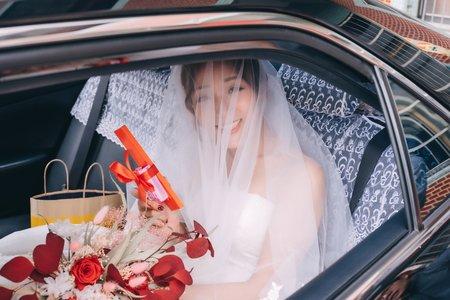 孟德&怡芬訂結儀式婚禮紀錄