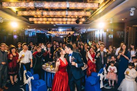 慶霖&佳蓉訂結儀式晚宴婚禮紀錄