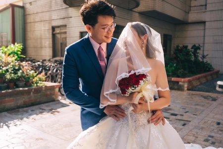 偉誠&琪媗結婚午宴婚禮紀錄