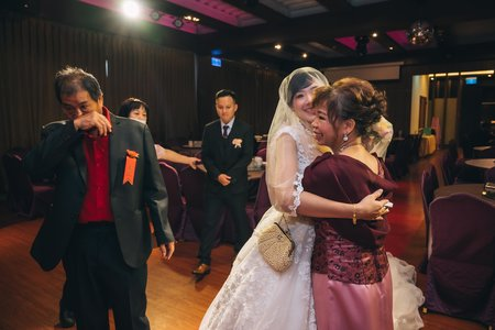 柏維&雅琴儀式晚宴婚禮紀錄