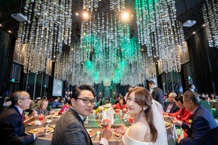 高雄台鋁銀河廳婚禮紀錄
