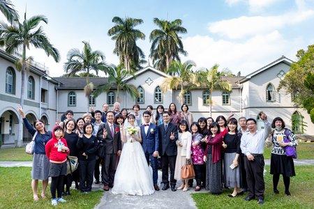 教堂儀式+東東宴會式場婚禮紀錄