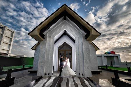 台南徠歸仁飯店婚禮平面攝影