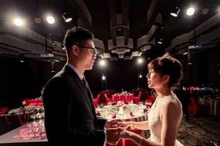 台鋁晶綺盛宴珊瑚廳婚禮紀錄