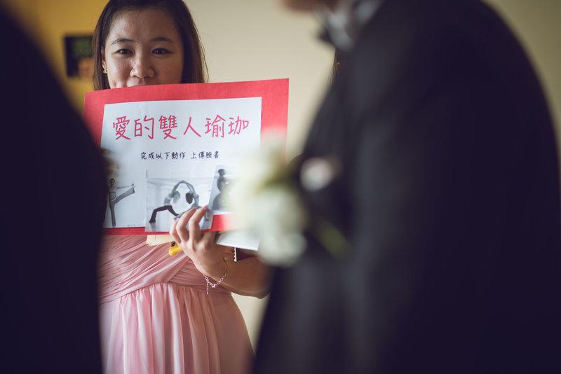 婚禮紀錄-單人拍攝+助理作品