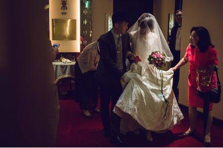 婚禮紀錄-單人拍攝+助理