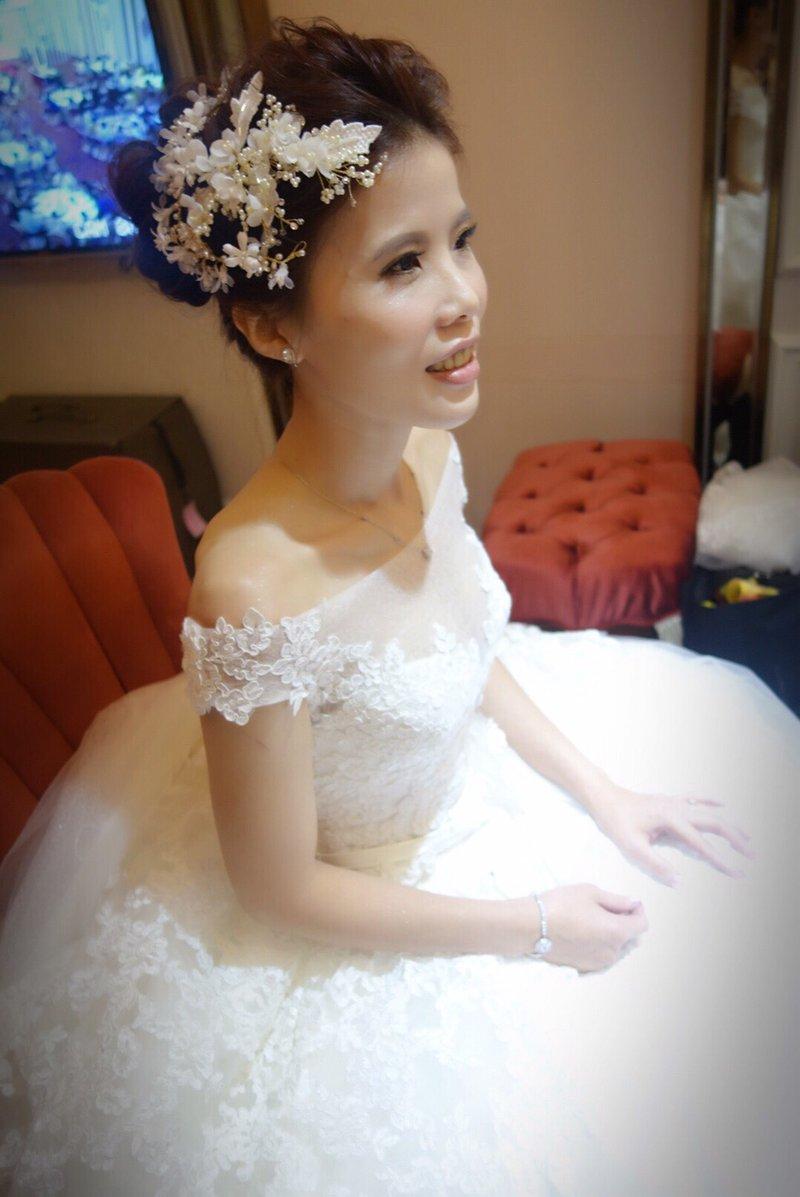 新娘秘書作品