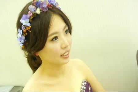 Isa婚禮造型_青蓉