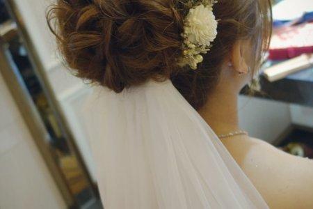 婚禮造型~君萍