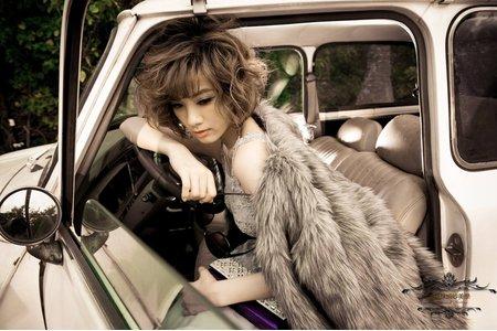 水晶球婚紗美學 Crystal Ball 豐原台中婚紗 莫內婚紗照