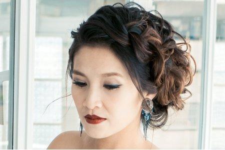 水晶球婚紗美學 Crystal Ball 豐原台中婚紗 台中新祕推薦詹淑蘭 Rita 新娘秘書/Makeup Studio