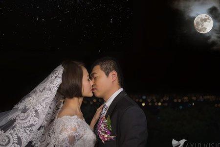 婚攝 山頂會館 婚禮攝影.