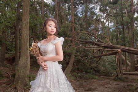 陽明山婚紗 自助婚紗