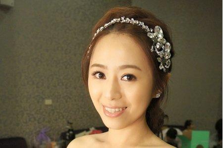 敏感的肌膚的新娘也能有好妝感