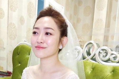 (香香)綜合 新娘秘書造型