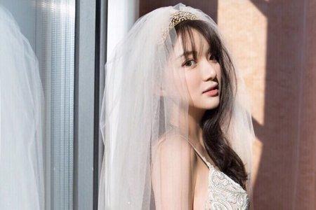 美得不像話的婚禮造型