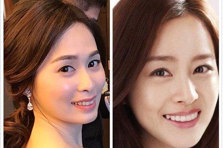 韓國金泰希妝容-簡直美的不像話