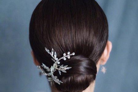 ✨戶外婚禮簡約歐美造型新人指定款髮型✨