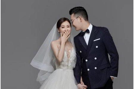 ❤️我和老公的婚紗👰🤵