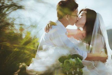 (香香)自然有溫度婚紗照