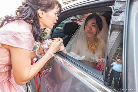 泊夆&家如 婚禮記錄 @ 台中沙鹿成都 #婚攝麒閔