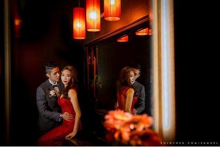 [婚攝]-秉逸&昱諠 婚禮記錄 @ 南投南島 #婚攝麒閔