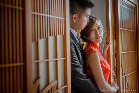 婚攝]-譽民&宜珊 婚禮記錄 @ 雲林斗六珍村 #婚攝麒閔