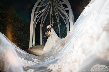 名傑&仙萍  婚禮記錄 @ 晶宴會館新竹館 #婚攝麒閔