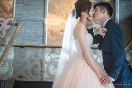 [婚攝精選]佑陞&宛喬 婚禮記錄 @雅園新潮 #婚攝麒閔