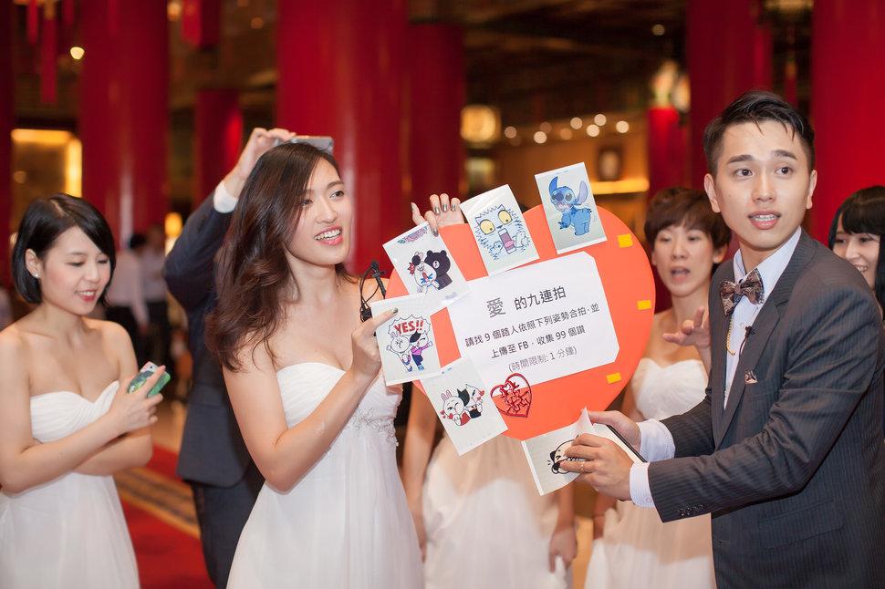 [台北婚攝] 文訂迎娶儀式_台北圓山大飯店_(編號:431811) - LoveStoryAllen IMAGE - 結婚吧一站式婚禮服務平台