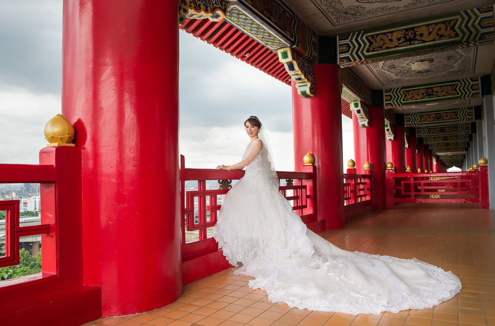 [台北婚攝] 文訂迎娶儀式_台北圓山大飯店(編號:431822) - Allen影像團隊 Love Story - 結婚吧