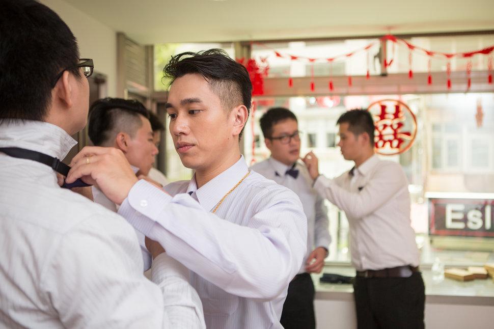 [台北婚攝] 文訂迎娶儀式_台北圓山大飯店(編號:431825) - Allen影像團隊 Love Story - 結婚吧